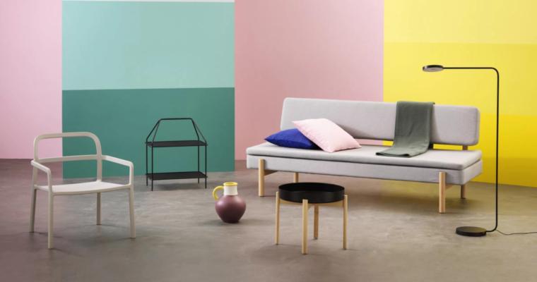 IKEA og HAY lancerer ny kollektion sammen